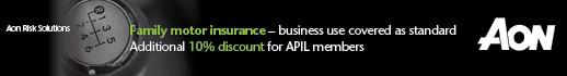 AON motor insurance