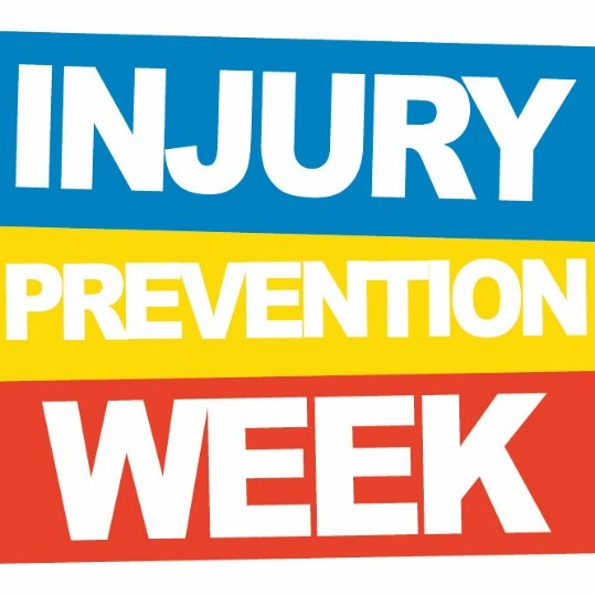Injury prevention week
