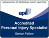 Injury lawyer - senior fellow