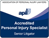 Injury lawyer - senior litigator